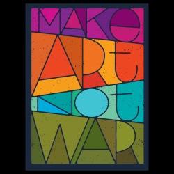 Mark art not war