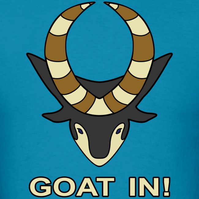 goat in text