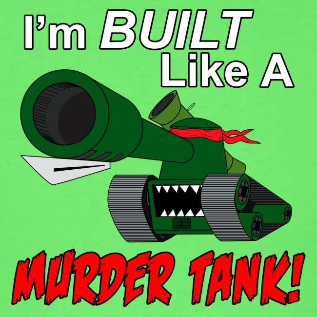 Murder Tank Red
