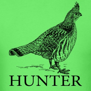 Grouse Hunter - Men's T-Shirt