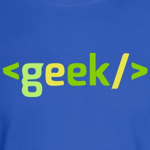 Geek - Men's Long Sleeve T-Shirt