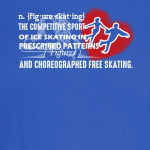 Figure Skating Shirt - Men's Long Sleeve T-Shirt