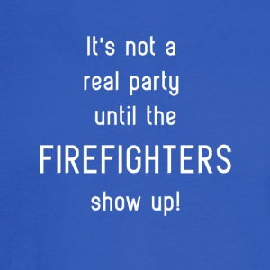 Firefighters Party - Men's Long Sleeve T-Shirt