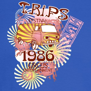 trips festival - Men's Long Sleeve T-Shirt
