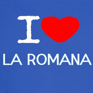 I LOVE LA ROMANA - Men's Long Sleeve T-Shirt