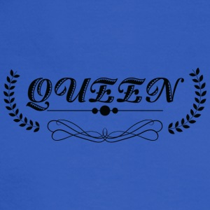 Queen black - Men's Long Sleeve T-Shirt