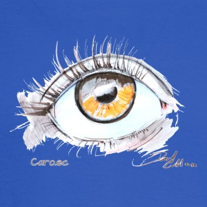 Caro.ec - Eye - Men's Long Sleeve T-Shirt