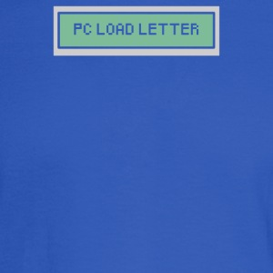 PC Load Letter - Men's Long Sleeve T-Shirt