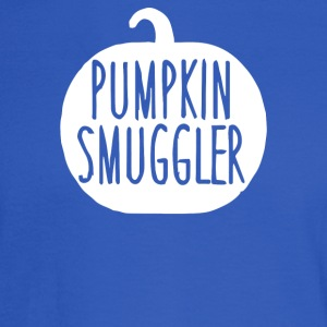 Pumpkin Smuggler - Men's Long Sleeve T-Shirt