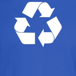Recycle Symbol - Men's Long Sleeve T-Shirt