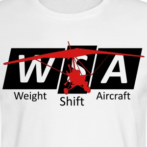 Weight Shift Aircraft - Men's Long Sleeve T-Shirt