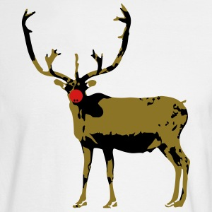 Reindeer - Men's Long Sleeve T-Shirt