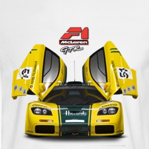 f1 gtr - Men's Long Sleeve T-Shirt
