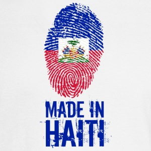 Made In Haiti / Ayiti / Haïti - Men's Long Sleeve T-Shirt