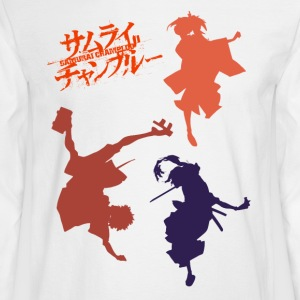 Samurai Champloo - Men's Long Sleeve T-Shirt