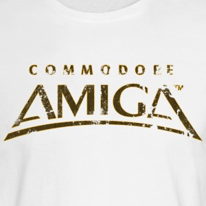 Commodore Amiga Vintage T Shirt - Men's Long Sleeve T-Shirt