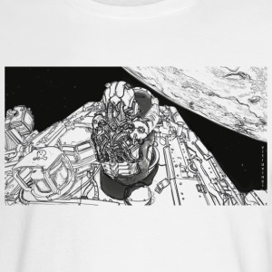 20XX: A SpaceX Odyssey - Men's Long Sleeve T-Shirt