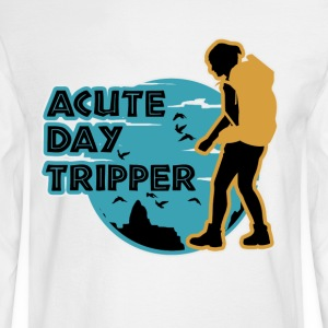 Acutedaytripper - Men's Long Sleeve T-Shirt