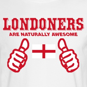 LONDON DESIGN - Men's Long Sleeve T-Shirt