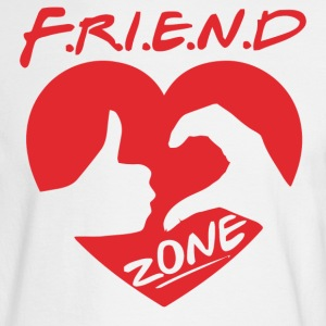 Friendzone - Men's Long Sleeve T-Shirt