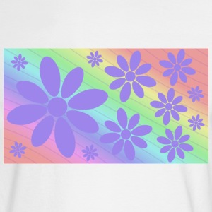 Flowers and colors - Men's Long Sleeve T-Shirt