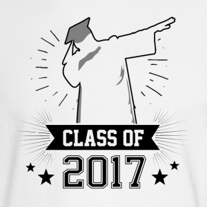 Class of 2017 Dabbing Graduate - Men's Long Sleeve T-Shirt