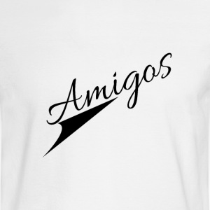 Amigos - Men's Long Sleeve T-Shirt