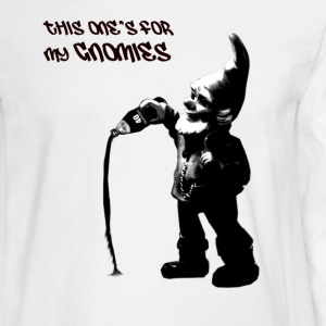 This One's For My Gnomies - Men's Long Sleeve T-Shirt