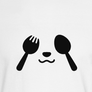 Pandalicious Diet - Men's Long Sleeve T-Shirt