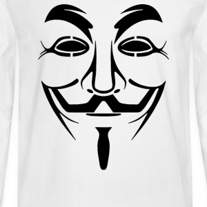 Anonymous - Men's Long Sleeve T-Shirt