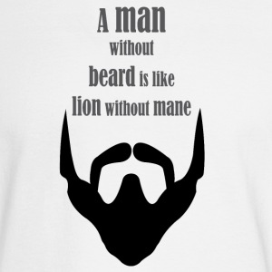 Beard Man - Men's Long Sleeve T-Shirt