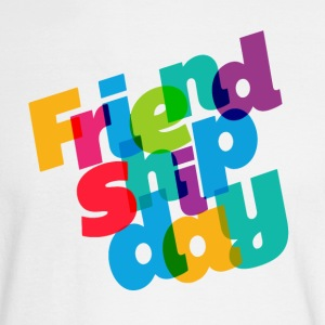 colorful-friendship-day - Men's Long Sleeve T-Shirt