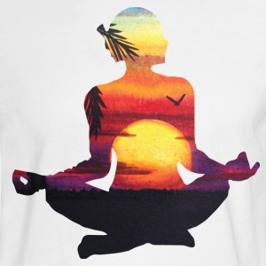 YOGA COLLECTION - Men's Long Sleeve T-Shirt