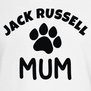 Jack Russell Mum - Men's Long Sleeve T-Shirt