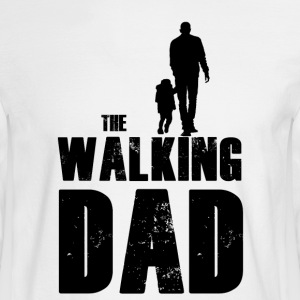 THE WALKING DAD - Men's Long Sleeve T-Shirt