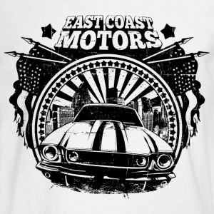 east-coast-motors - Men's Long Sleeve T-Shirt
