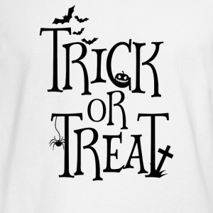 Trick Or Treat Halloween - Men's Long Sleeve T-Shirt