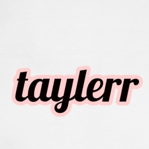 Taylerr Brand Bold Logo // 2nd collection // - Men's Long Sleeve T-Shirt