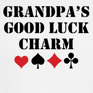 Grandpa's Good Luck Charm - Men's Long Sleeve T-Shirt