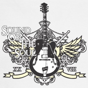 Rock is sound of the soul - Men's Long Sleeve T-Shirt