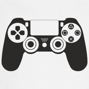 Modern Gaming Controller - Men's Long Sleeve T-Shirt