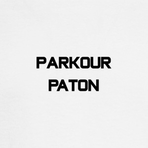 Parkour Paton Design 2 - Men's Long Sleeve T-Shirt