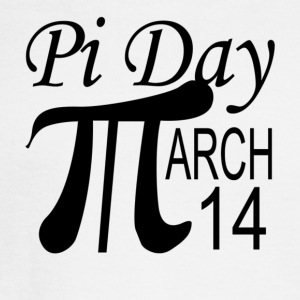 Pi Day March 14 - Men's Long Sleeve T-Shirt