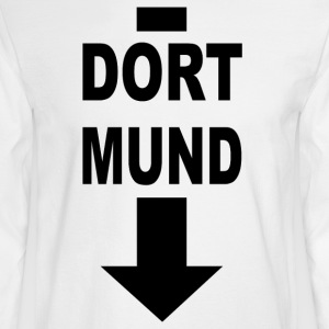 Dort Mund - Men's Long Sleeve T-Shirt