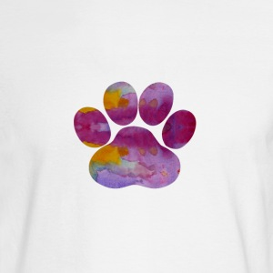 Paw Print - Men's Long Sleeve T-Shirt