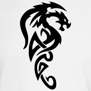 dragon tattoos png 28 - Men's Long Sleeve T-Shirt