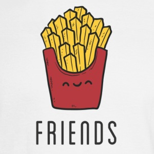 FRIENDS FRY - Men's Long Sleeve T-Shirt