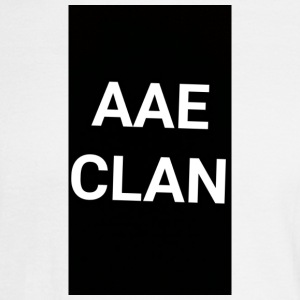 AAE CLAN MERCH - Men's Long Sleeve T-Shirt