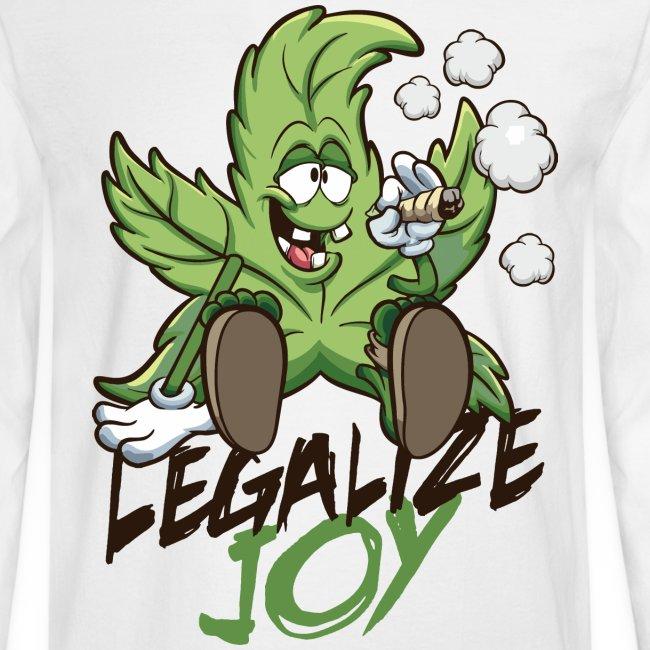 weed legalize joy