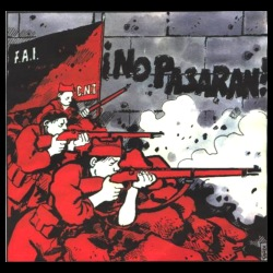 ¡No pasarán! CNT-FAI milicias